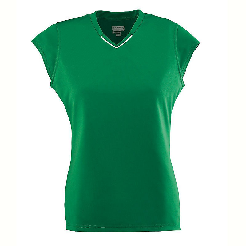 LADIES WICKING/ANITMICROBIAL RALLY JERSEY