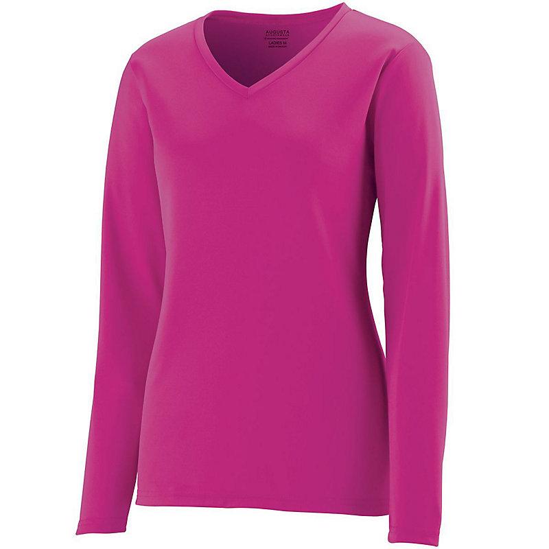 Girls Long Sleeve Wicking T-Shirt