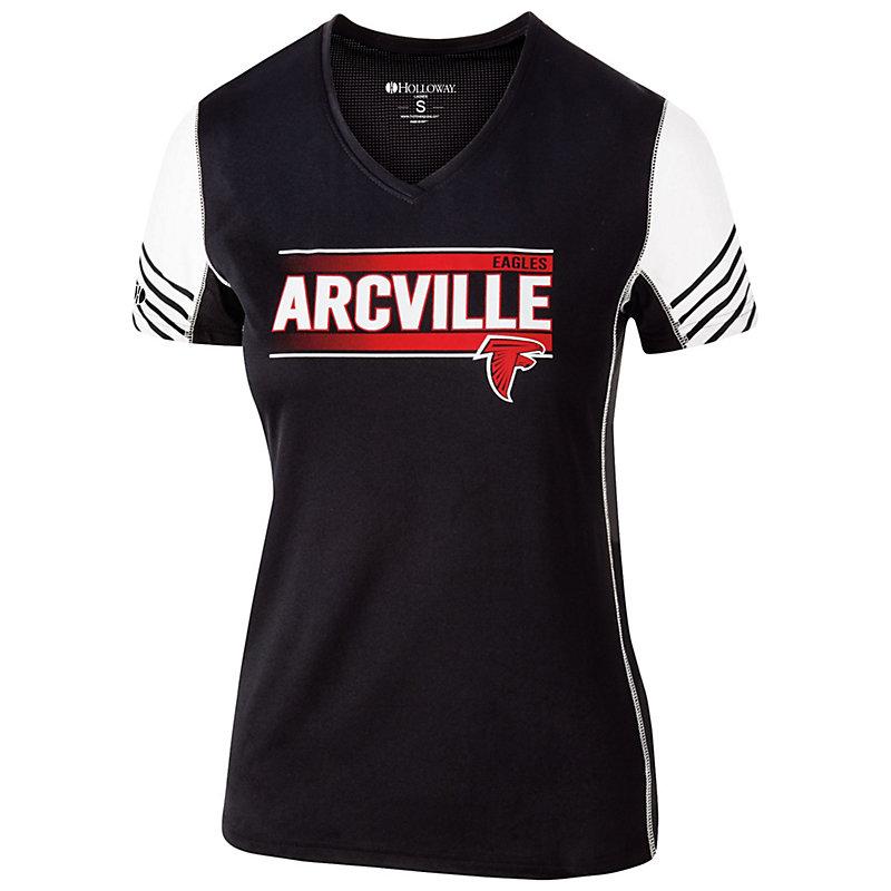 Ladies Arc Shirt Short Sleeve
