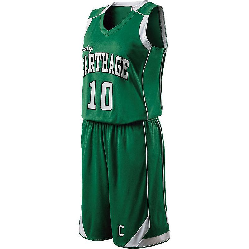 Ladies Carthage Basketball Short