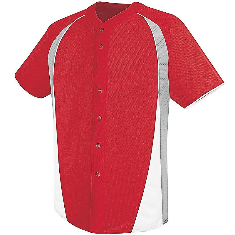 Adult Ace Full-Button Jersey