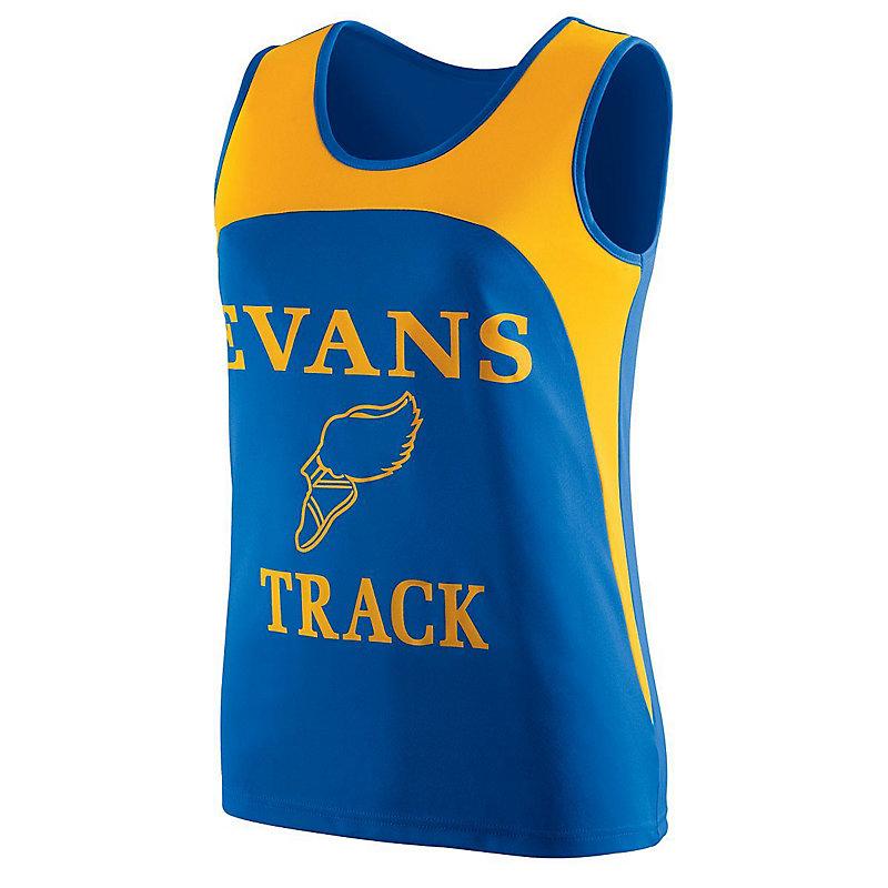 Ladies Rapidpace Track Jersey