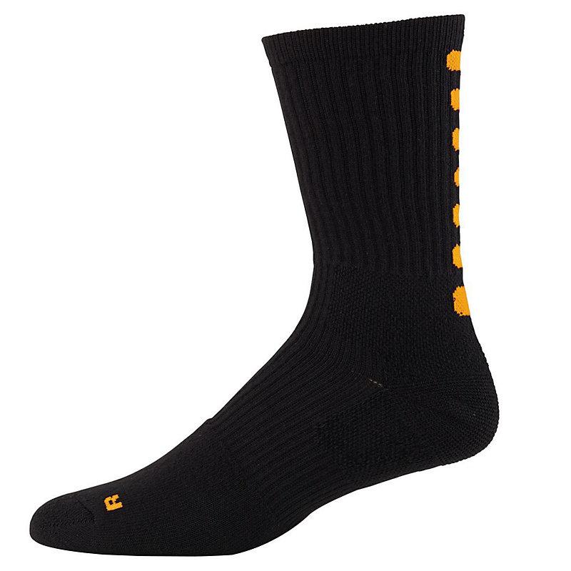 Adult Color Block Crew Sock