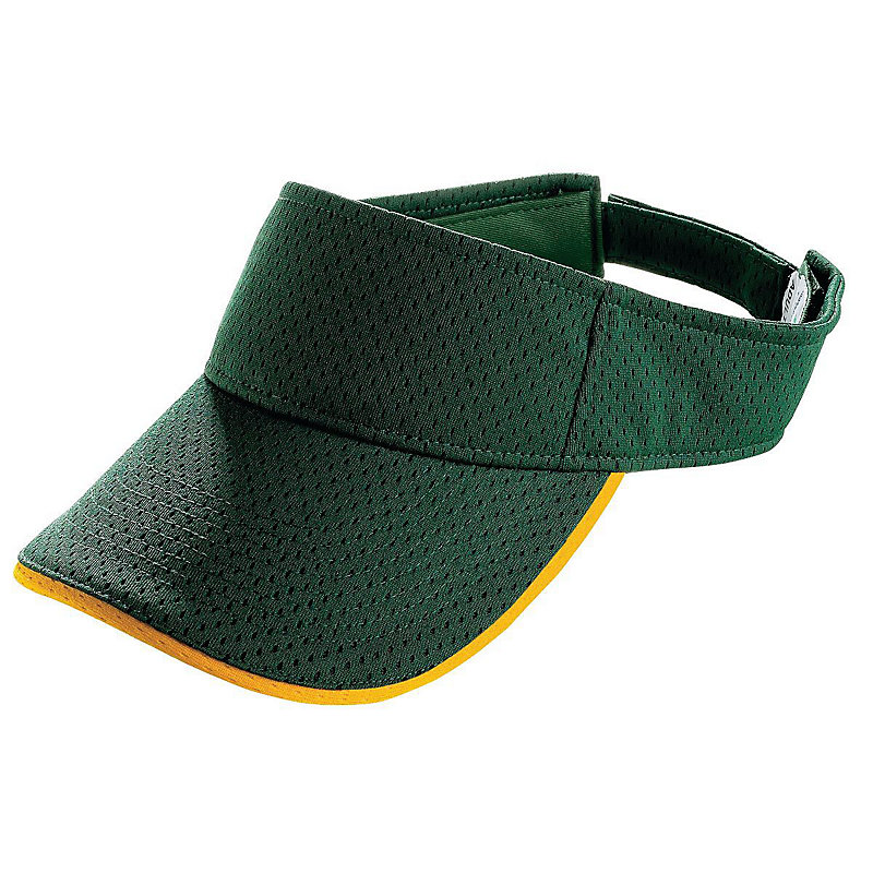 Athletic Mesh Two-Color Visor